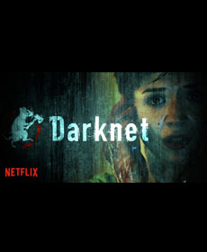 Darknet cover page
